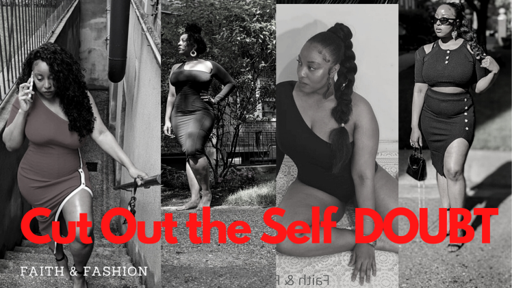 Cut Out the Self DOUBT